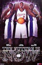 2003 Lamar Odom Darius Miles Elton Brand Los Angeles Clippers Starline PosterOOP