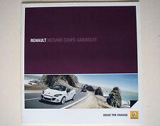 Renault . Megane . Renault Megane . Coupe Cabriolet . July 2010 Sales Brochure