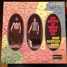 LP Keef Hartley Band >Battle of North West Six< Germany DERAM  NEAR MINT
