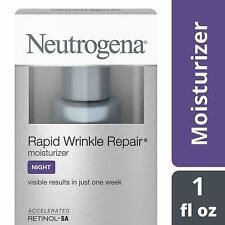 Neutrogena Rapid Wrinkle Repair Night Moisturizer With Retinol, 29ml