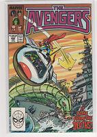 AVENGERS #292 John Buscema Captain Marvel Namor Black Knight She-Hulk Thor 9.2