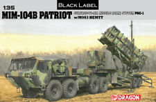 DML MIM-104B Patriot Surface-To-Air Missile SAM System PAC-1 w/ M983 HEMTT 1/35