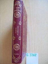 WOLFGANG GOETHE - ROMANZI - FABBRI EDITORI - 1968