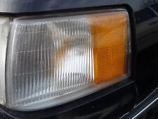 1984-1992 LINCOLN MARK VII DRIVER SIDE (LEFT) TURN SIGNAL CORNER LIGHT