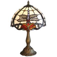 Lámpara Tiffany de interior de metal