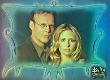 BUFFY THE VAMPIRE SLAYER CONNECTIONS PARALLEL PROMOTIONAL CARD P-UKP BTVS