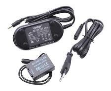 Kamera Netzteil für Panasonic Lumix DC-FZ83, DMC-FZ100, DMC-FZ150