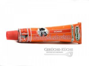 Gulaschcreme scharf - Gulasch Creme - Univer - 70g oder 240g