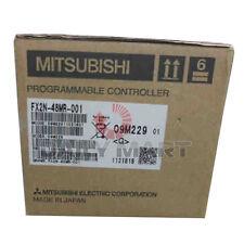 New Mitsubishi Melsec Fx2N-48Mr-001 Fx2N48Mr001 Programmable Logic Controller