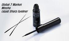 Missha The Style Liquid Sharp Eye Liner[Black] Eyeliner + Free Gift