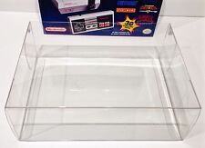 1 Box Protector for NES CLASSIC EDITION MINI + FAMICOM MINI  Nintendo Case Boxes