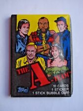 Topps TV & Movies 1980s Collectable Card Games & Trading Cards