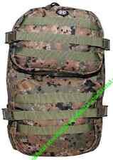 MOCHILA ASALTO US Rucksack Assault II  digital woodland 48x30x30 cm. 30343S MF13