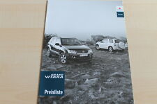 99317) Suzuki Grand Vitara - Preise & Extras - Prospekt 05/2012