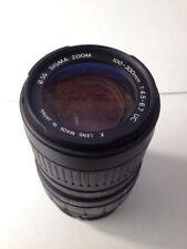 Sigma Film Telephoto Camera Lenses