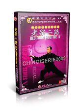 Chen style Taijiquan - Chen Style Taichi Old Form Routine Ii Wang Xi'an 2Dvds