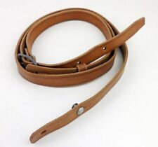 VIETNAM WAR CHINESE MILITARY ARMY 54/TYPE LEATHER PISTOL SHOULDER STRAP