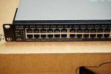 Cisco SG500X-48-K9 48-Ports Gigabit w/ 4 x 10G Stackable Managed Switch