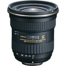 Tokina 17-35mm F/4 AT-X Pro FX Lens for Nikon Digital SLR Cameras #ATXAF175FXN