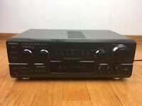 Technics SA-AX720 100w 6ch A/V Surround Receiver Amplifier Class-H TESTED 100%