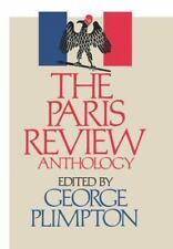 The Paris Review Anthology-ExLibrary