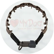 Herm Sprenger Matt Curogan Neck Tech Sport Prong Collar 48cm/19""