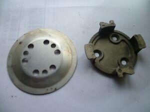 Yamaha Mariner 2hp (2M/2B) flywheel cover and recoil plate
