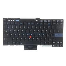 Keyboard for IBM Thinkpad T500 R500 T61 T400 T60 R60 R61e US Black