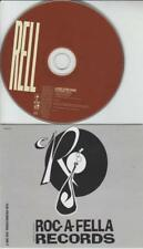 Rell: Love For Free PROMO MUSIC AUDIO CD Radio Edits DEF 221 Jay-Z Roc-A-Fella