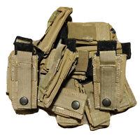 USMC surplus pistol magazine pouch *unissued* Coyote Brown