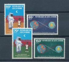 158231) Elfenbeinküste Nr.602-5** Raumfahrt