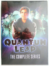 Quantum Leap: The Complete Series Dvd 18-Disc Set