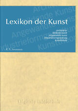 Lexikon der Kunst CD Digitale Bibliothek Nr. 43