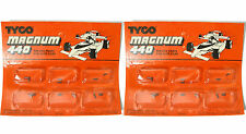12 pair TYCO 440 440-X2 Slot Car Motor CARBON BRUSHES CARDED FACTORY PART 6552