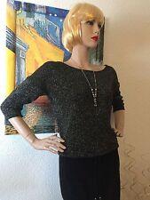 Feine 3/4 Arme Damen-Pullover & Strickware mit Taillenlang ohne Verschluss