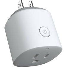Samsung SmartThings Outlet Smart Plug - White