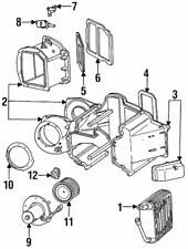 Genuine Ford Blower Motor F2TZ-18527-A