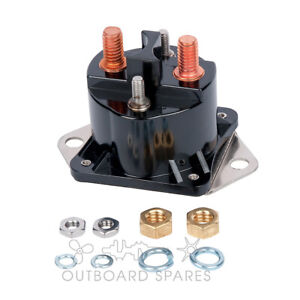 A New Mercury Mariner Starter Trim Solenoid for 20hp to 200hp Outboard #853654A1