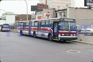 TORONTO BUS SLIDE: TTC 6374 IKARUS FINCH EAST 39 ROUTE (1989 ORIGINAL)