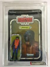 Star Wars Vintage AFA Figure Empire Strikes Back Walrus Man AFA 85