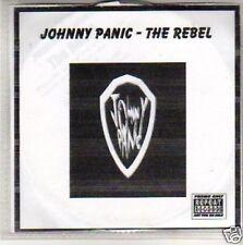 (M544) Johnny Panic, The Rebel - DJ CD