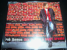 Rob Thomas / Matchbox 20 This Is How A Heart Breaks Australian CD Single  Up for