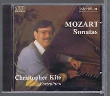 MOZART CD NEW SONATAS K 300. 545. 315 c CHRISTOPHER KITE