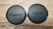GENUINE Canon 48mm Front Lens Cap   , Push-On, PLASTIC, JAPAN