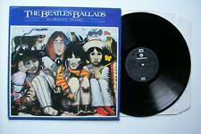 33 tours The Beatles ‎– The Beatles Ballads