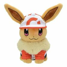 Pokemon Center Original Plush Toy Eevee (Sportswear) from Japan*