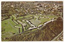Bird's Eye View of ''La Citadelle'', Quebec, Canada. 1970s Vintage Postcard