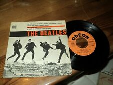 THE BEATLES/TWIST AND SHOUT-SHE LOVES YOU-DO YOU WANT TO KNOW A SECRET (1963) EP