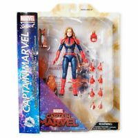 DIAMOND SELECT TOYS CAPTAIN MARVEL Avengers Marvel Select  Action Figure 7'