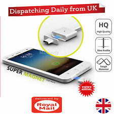 Samsung Galaxy S6 Edge+ LG Note 5/4 Magnetic Fast Charger USB Data Cable Lead 2A